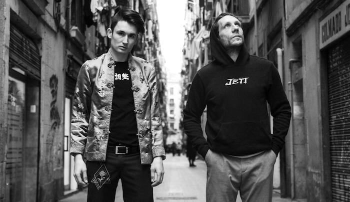 Jett Releases 'Joey Jett & Brandon Novak: The Awakening'
