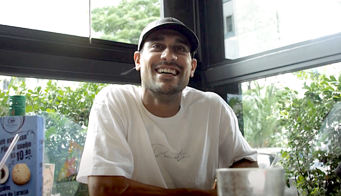 'Pocket' Spends a Day In Sao Paulo With Tiago Lemos