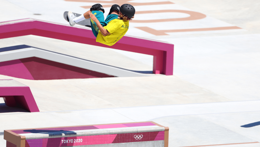 Here Are The Best Tricks From The Olympics