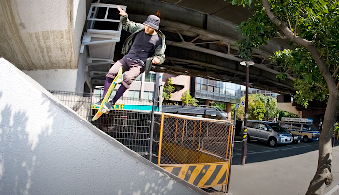 Oakley Dives Into The Rich History Of Skateboarding In Japan