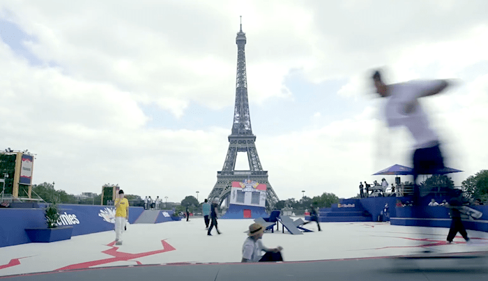 Red Bull Shows You The Action Behind The Action In Paris