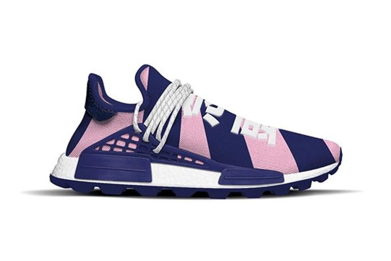 Billionaire Boys Club adidas Originals Hu NMD Heart Mind Pink Purple
