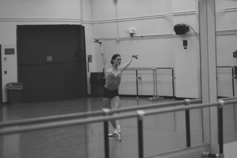 New York City Ballet Dancers Women