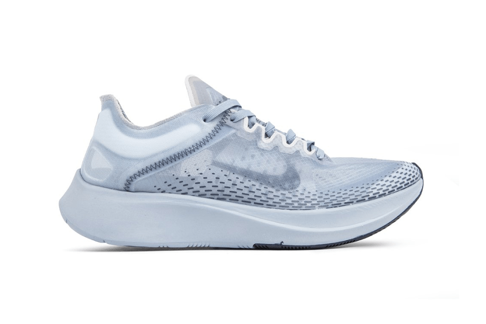 Nike Zoom Fly SP Obsidian Mist Fast Pack