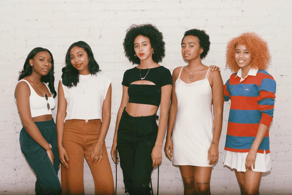 StreetHearts Panel Women of Color New York Streetwear