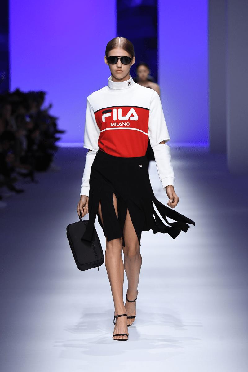 FILA Spring Summer 2019 Collection Milan Fashion Week