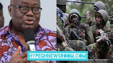Soldiers only guarding borders; not preventing registration of eligible Ghanaians – Akufo-Addo