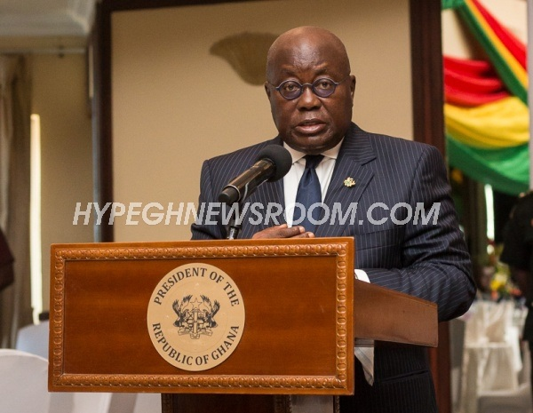 5,000 persons arrested for entering Ghana illegally – Akufo-Addo