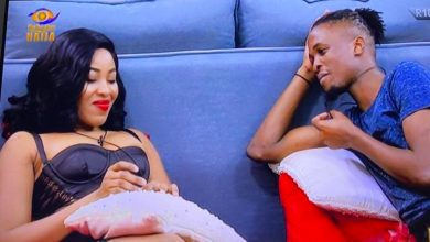 BbNaija: Laycon Just Followed Erica on Instagram but see What she did Back!