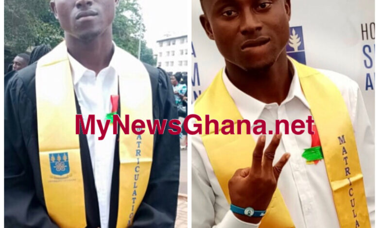 University of Ghana student stabbed to Death