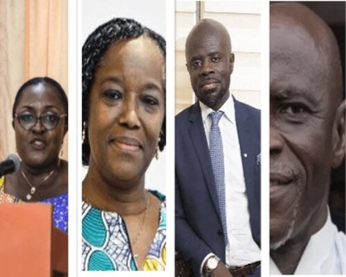 Here are the 5 likely to succeed Amidu as Special Prosecutor