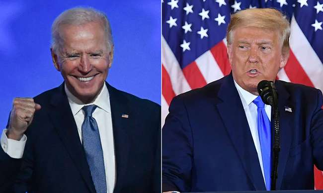 Us #ElectionResults2020 :End Of The Road For Trump As Biden Takes Lead In These States
