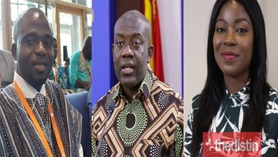 Kojo Oppong Nkrumah Speaks On Death Threats Against Manasseh Azure, Vim Lady, Captain Smart And Other Journalists