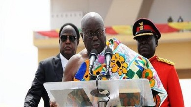 Live updates: Swearing-in ceremony of Akufo-Addo as President underway
