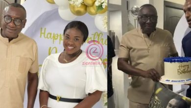 Rich Men In Ghana Suprise Dr. Ofori Sarpong On His Birthday