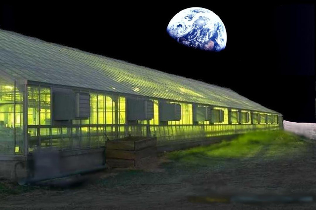 The ESA Is Building an Oxygen Plant that Makes Breathable Air out of Simulated Moondust