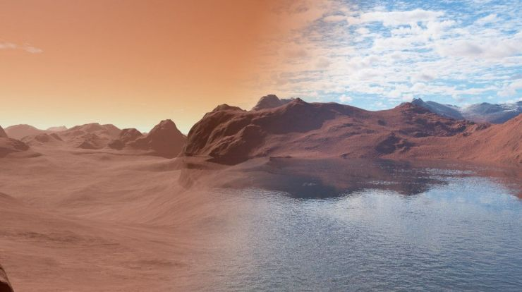 Water on Mars Was Rich in Minerals and Salt, According to a New Study