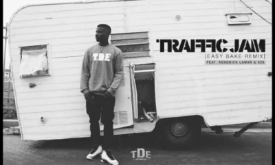 Listen to Jay Rock's 'Traffic Jam' (Easy Bake Remix) feat. Kendrick Lamar & SZA 56a46f89