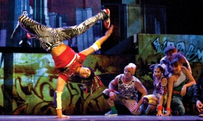 Hip hop circus coming to town CirqueEloize iD Dance