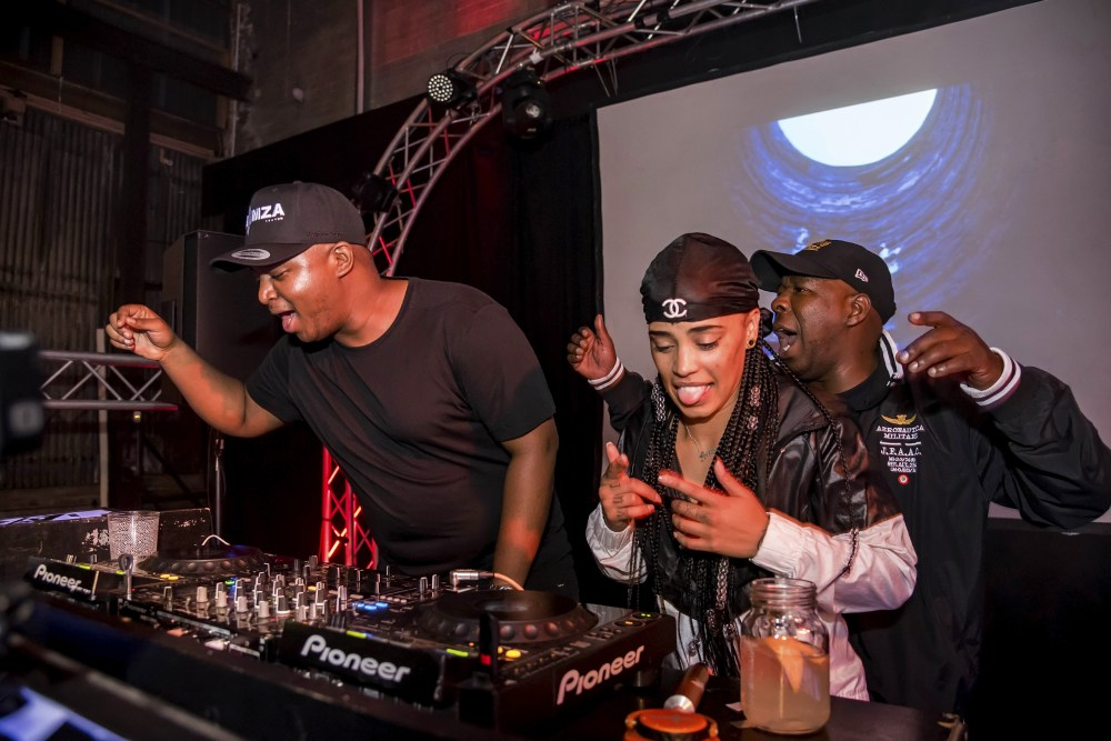 Here's What Happened At The Bacardi House Party Sessions with DJ Shimza DJ Shimza and Tarryn Alberts 1024x683