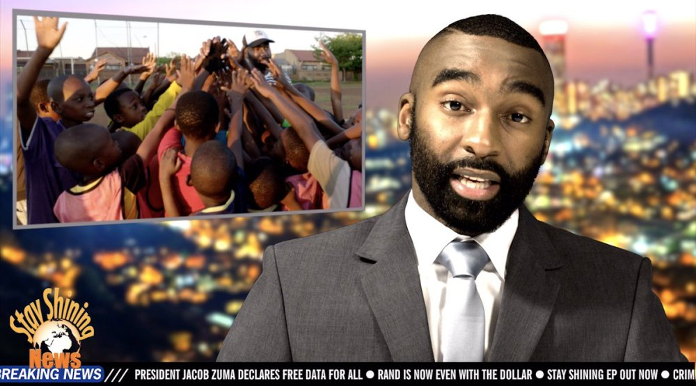 Watch Riky Rick's New 'Stay Shining' Video Ft. Cassper Nyovest, Professor, Major League, Ali Keys DRE ZJUWsAAtzOz