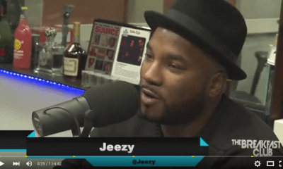 Young Jeezy Speaks About New Album & Almost Writing Diss Track For Obama Jeezy