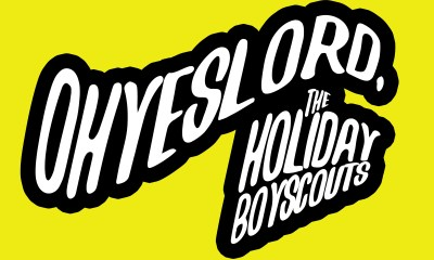 The Holiday Boyscouts OHYESLORD THB PROMO 2