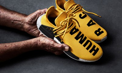 Pharrell Williams x adidas Connecting People With The Hu NMD [SneakPeak] PR Image Shot1 4000x3000px