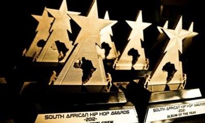 SA Hip Hop Awards Nominees announced awards