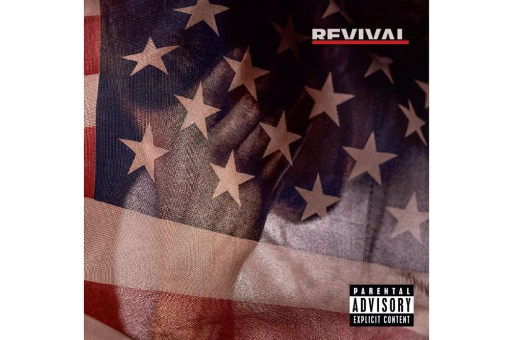 Listen To Eminem's New 'Revival' Album eminem revival album stream