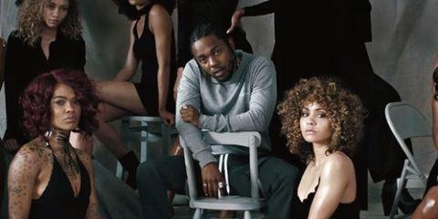 "Nicki Minaj Calls Travis Scott The ""Hoe N**** Of The Week"" For Selling Clothes Instead Of Music [Listen] kendrick lamar shares love music video 0"
