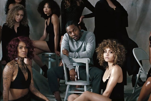 Kendrick Lamar Drops New 'LOVE.' Music Video [Watch] kendrick lamar shares love music video 0