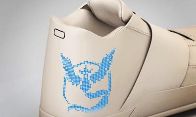 Smart Sneakers That Help You Catch Pokémon [Watch/SneakPeak] smart