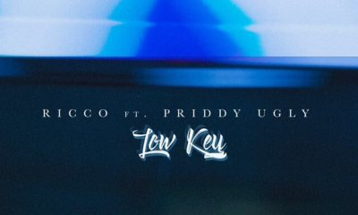ricco Ricco x Priddy Ugly Drop New 'Low Key' Joint [Listen] DT5lFOPW0AAMXrZ