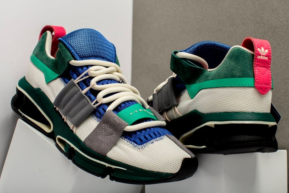 adidas New adidas Twinstrike ADV Colorway Revealed [SneakPeak] adidas twinstrike adv white green blue grey 002