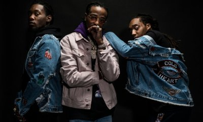 "migos Watch Migos Talk 'Culture 2' Being The ""Biggest Album Of 2K18"" With Ebro migos black"