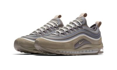 nike air max 97 New Nike Air Max 97 Ultra '17 SE Colorway [SneakPeak] nike air max 97 ultra 17 se beige grey 001