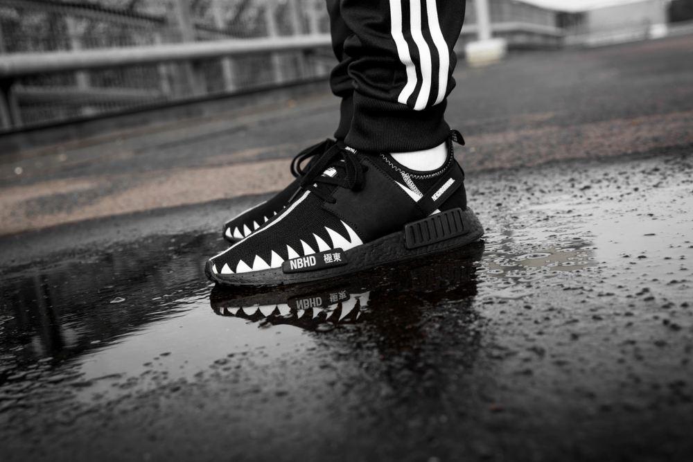 NEIGHBORHOOD x adidas Originals Collab [SneakPeak] adidas originals neighborhood 01