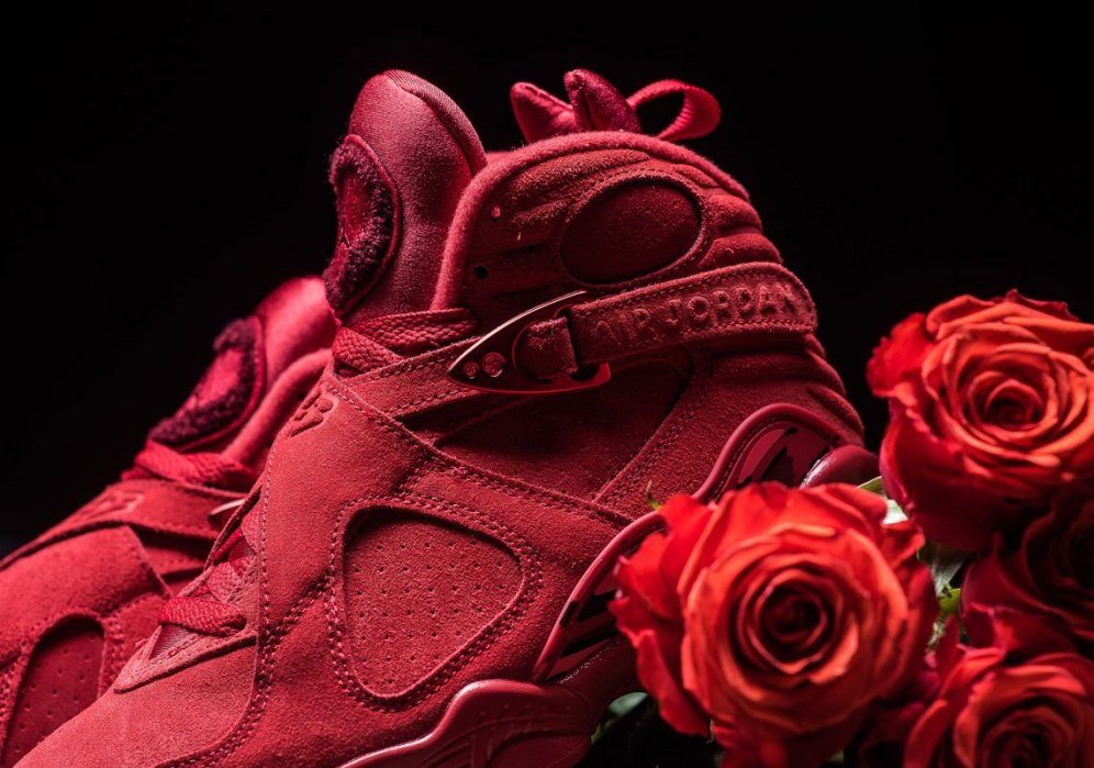 air-jordan-8-valentines-day-aq2449-614-detailed-look-3 - Copy  All Things Valentines List [HYPE Love] air jordan 8 valentines day aq2449 614 detailed look 3 Copy