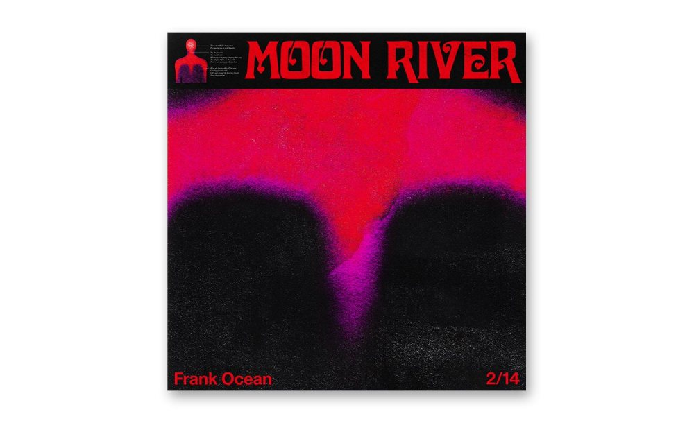 frank ocean Listen To Frank Ocean's Latest 'Moon River' Song frank ocean moon river 00
