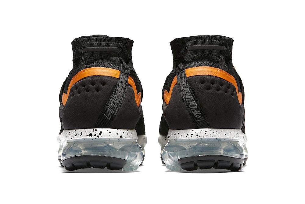 Nike Air VaporMax Utility 'Orange Peel' [SneakPeak] nike air vapormax utility orange peel release date 005