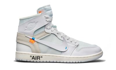Virgil Abloh x Air Jordan 1s 'White' Now Have a Drop Date [SneakPeak] off white jordan february release 11 1
