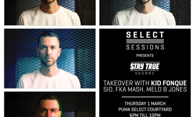 PUMA SELECT Sessions Hosted By Kid Fonque PUMA SELECT Sessions with Kid Fonque 01