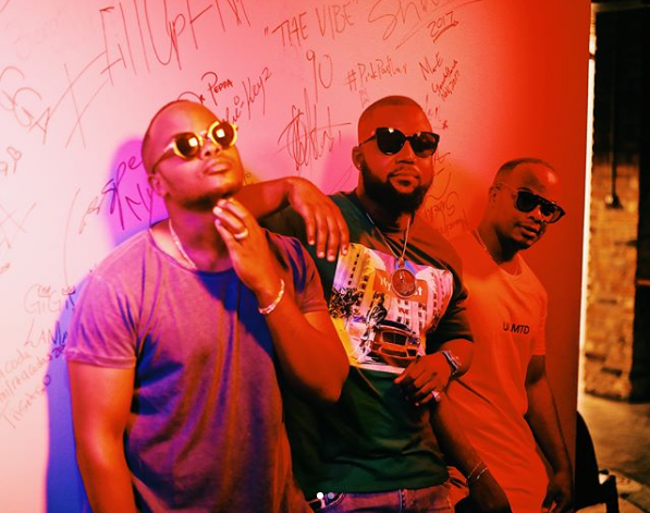 Major League DJz Drop New 'UTHANDO' Music Video Ft. Cassper Nyovest [Watch] k 2