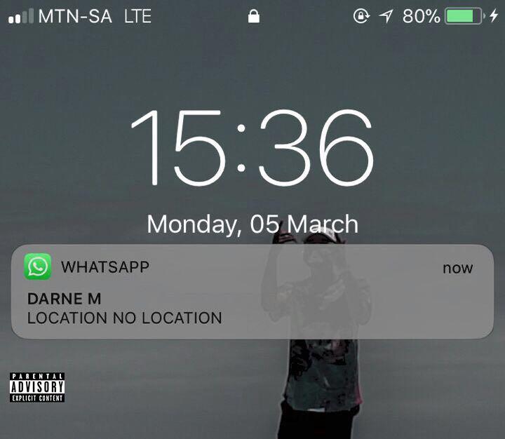 Watch Darne's New 'Location, No Location' Video n