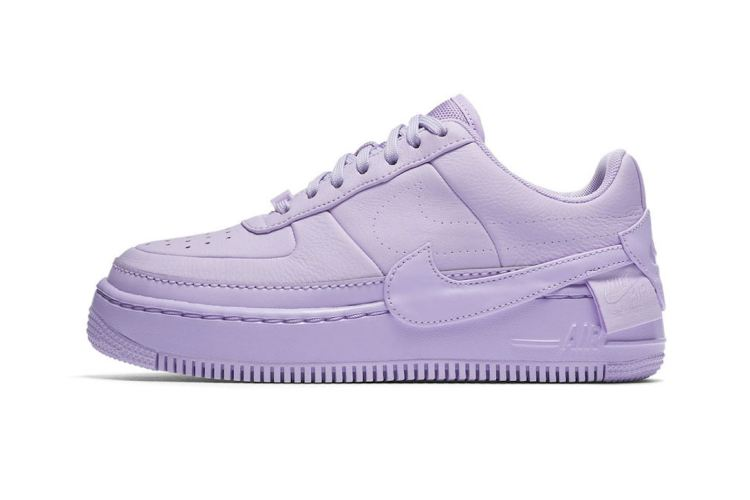 Nike 'The 1 Reimagined' Air Force 1 Low Jester 'Violet Mist' nike air force 1 low jester violet mist first look 02