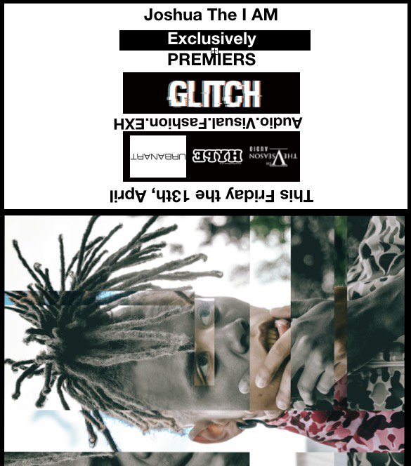 #GlitchByIAM Experience Taking Place Today DaUx lEXcAAUarm