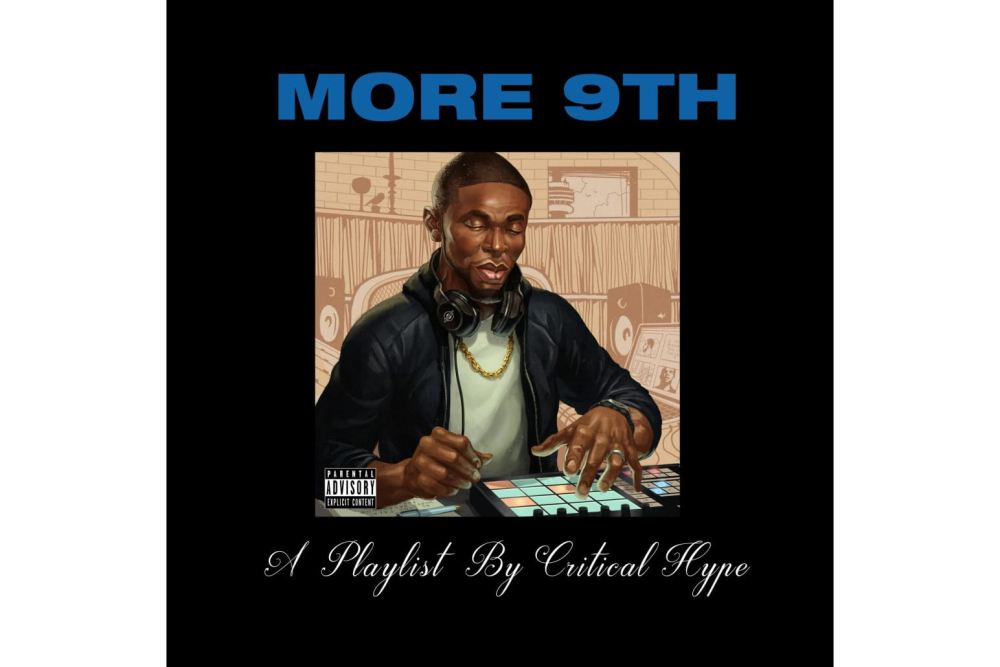drake Listen To This Drake x 9th Wonder 'More 9th' Project By DJ Critical Hype drake 9th wonder dj critical hype more 9th 1