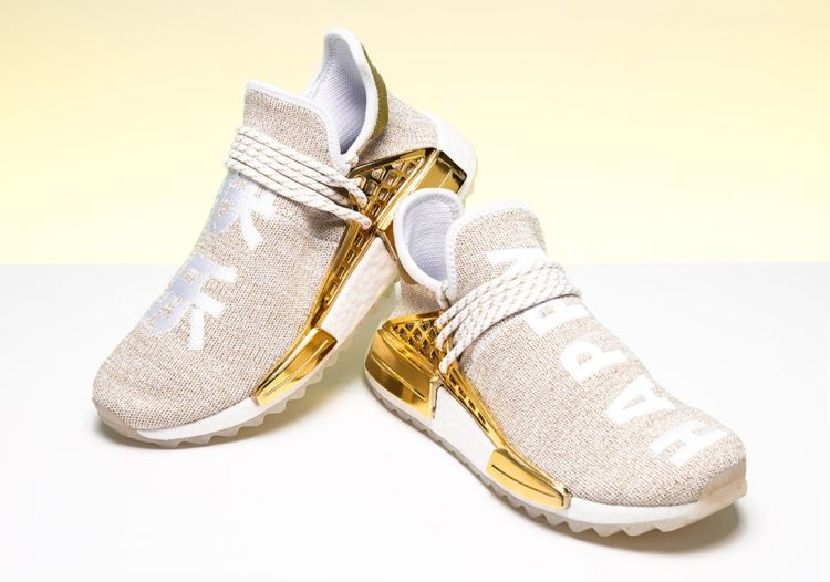 China Pack Friends & Family Pharrell x adidas Originals NMD Hu Trail pharrell adidas nmd hu happy gold china exclusive release info 03