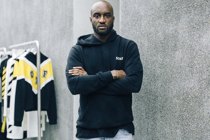 virgil abloh Virgil Abloh Set To Get Own Beats 1 Radio Show on Apple Music virgil abloh tom sachs conversations interview essential homme 2017